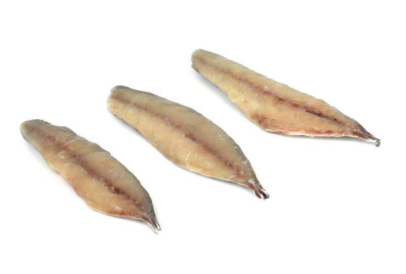 carapau filetes congelados
