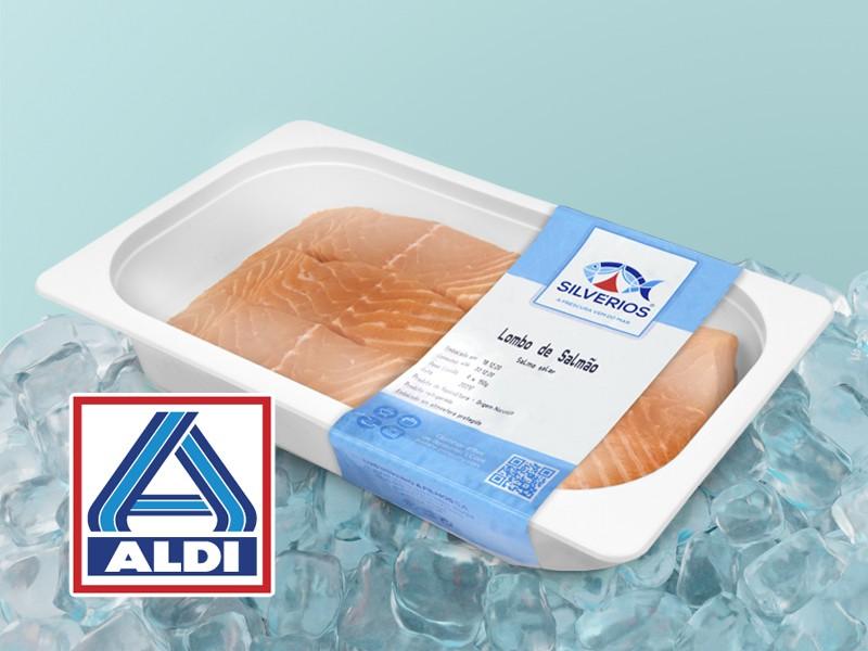 salmão aldi